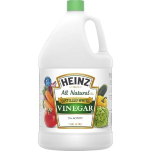 vinegar for car cleaning