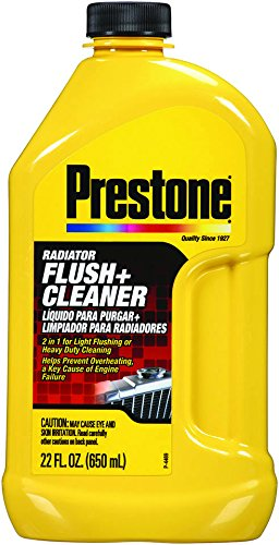 Prestone Radiator Flush and Cleaner Image