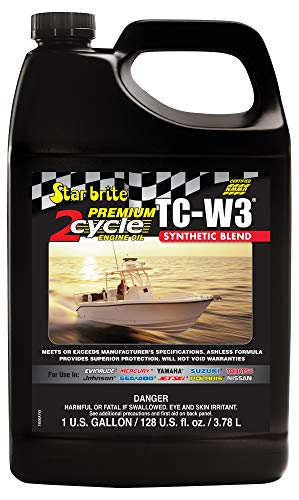 Star Brite Premium 2-Cycle Engine Oil