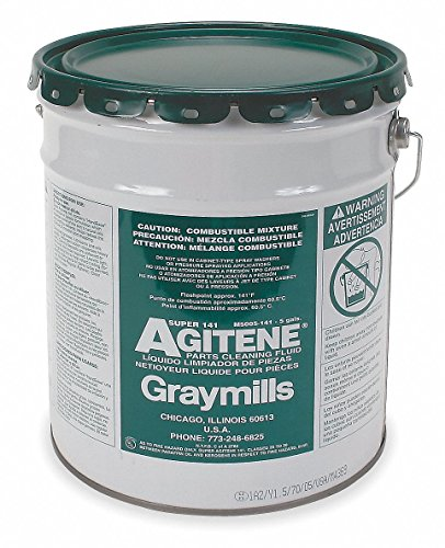 Graymills M5005-141 5 Gallons Cleaning Solvent