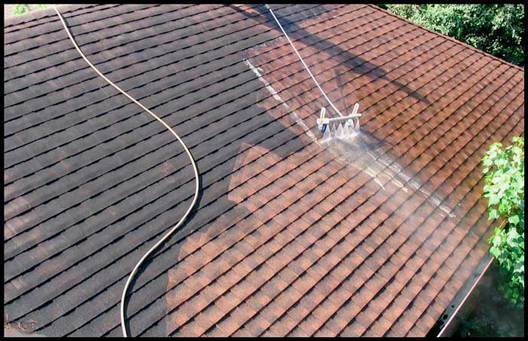 Different Types of Roof Cleaners