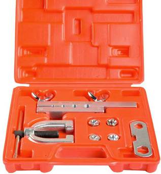Wostore Auto Double Flaring Tool Kit