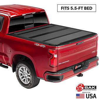 BAK MX4 BAKFlip Hard Folding Truck Bed Tonneau Cover
