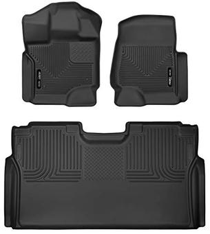 Husky Liners X-act Contour Front & 2nd Seat Floor Mats
