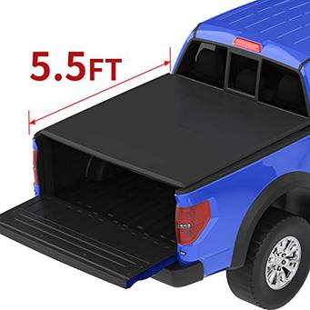 oEdRo Roll Up Truck Bed Tonneau Cover