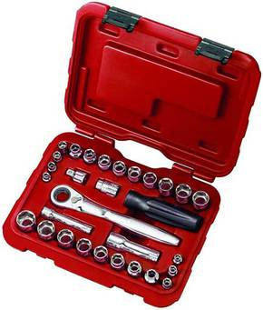 Craftsman Max Axess Socket Wrench Set