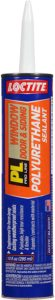 Loctite PL S40 Polyurethane Window, Door and Siding Sealant
