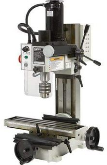 Klutch Mini Milling Machine