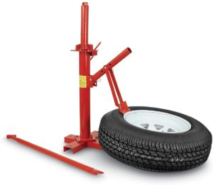PowerLift Manual Tire Changer