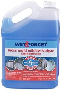 Wet and Forget Stain Remover