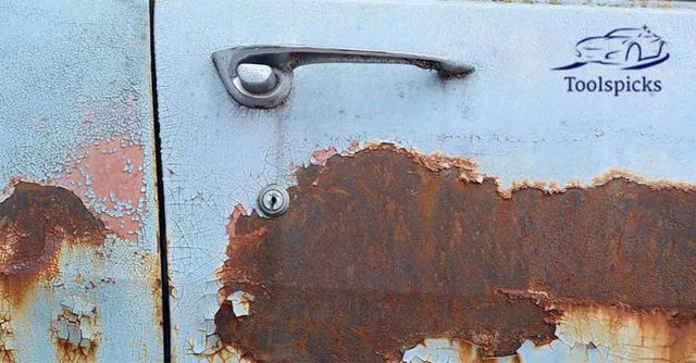 Best Primers for Rusted Metal